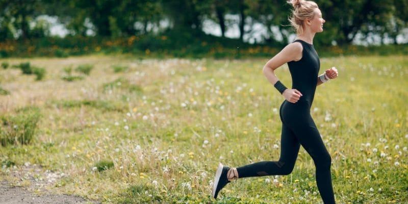 Runner's gait-min