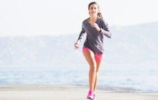Running in the summer-min