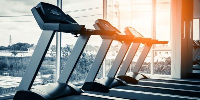 Running on treadmill-min