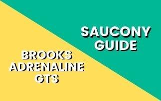 Saucony Guide Vs Brooks Adrenaline GTS-min