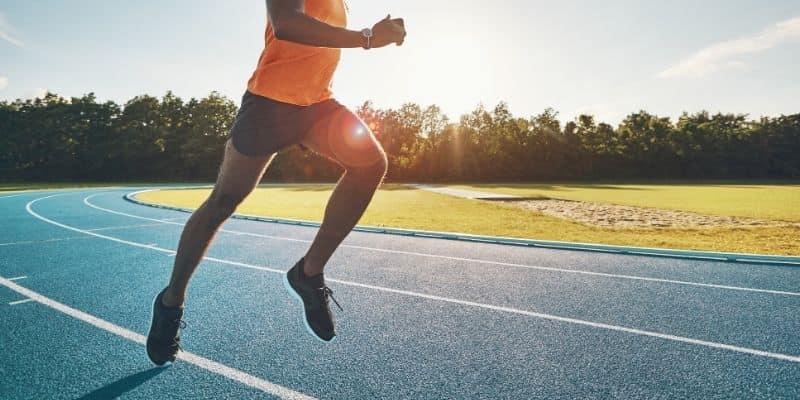 What is running gait-min