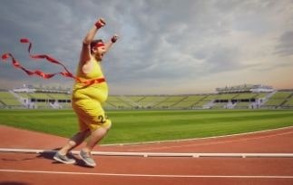 Too Fat To Run: 5 Tips For Heavy Runners To Make Running Easier