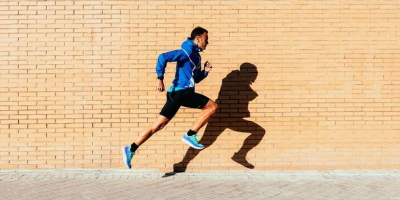 2 miles Running-min
