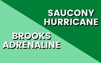 Brooks Adrenaline Vs Saucony Hurricane Thumbnails-min