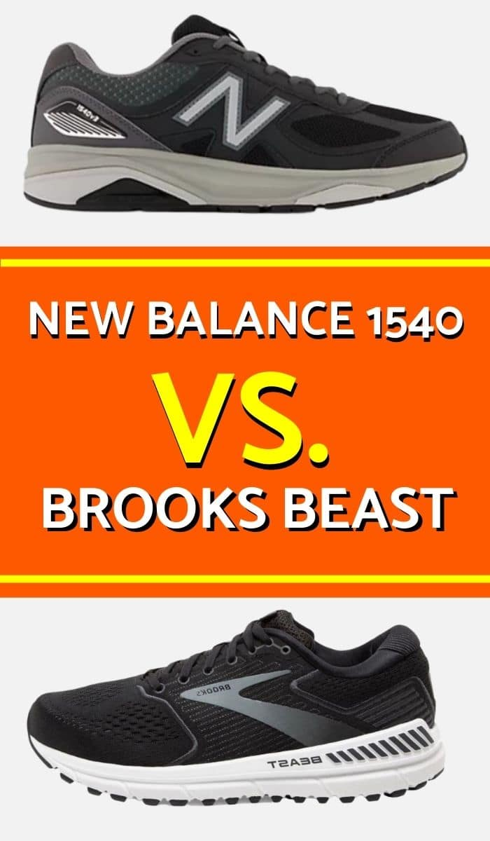 Brooks Beast Vs New Balance 1540 Pinterest-min
