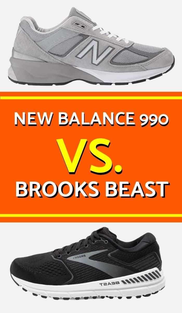 Brooks Beast Vs New Balance 990 Pinterest-min