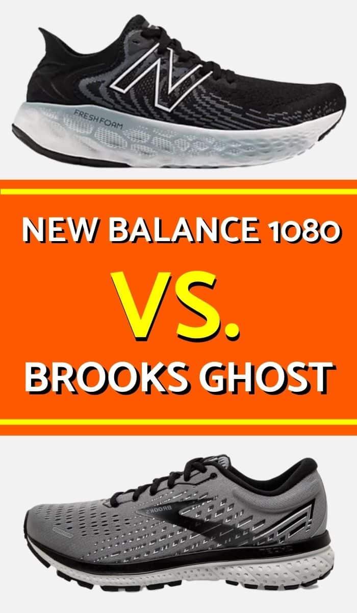 New Balance 1080 and Brooks Ghost pinterest-min