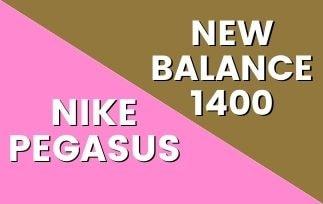 Nike Pegasus Vs New Balance 1400 Thumbnail