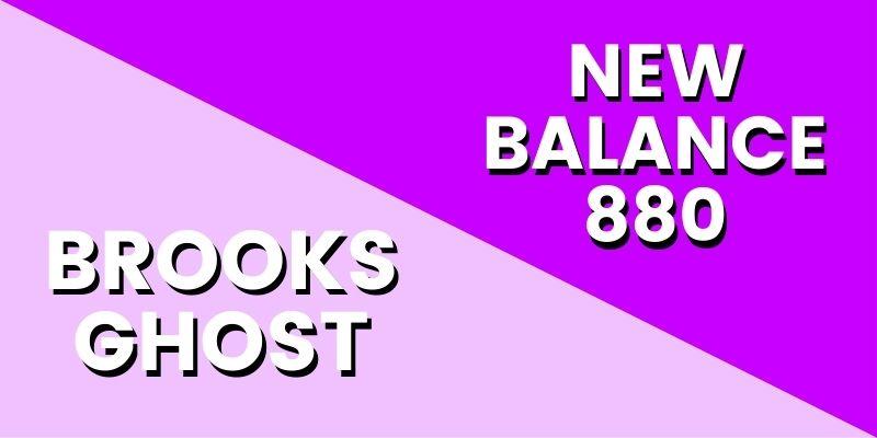 Brooks Ghost Vs New Balance 880 HI-min