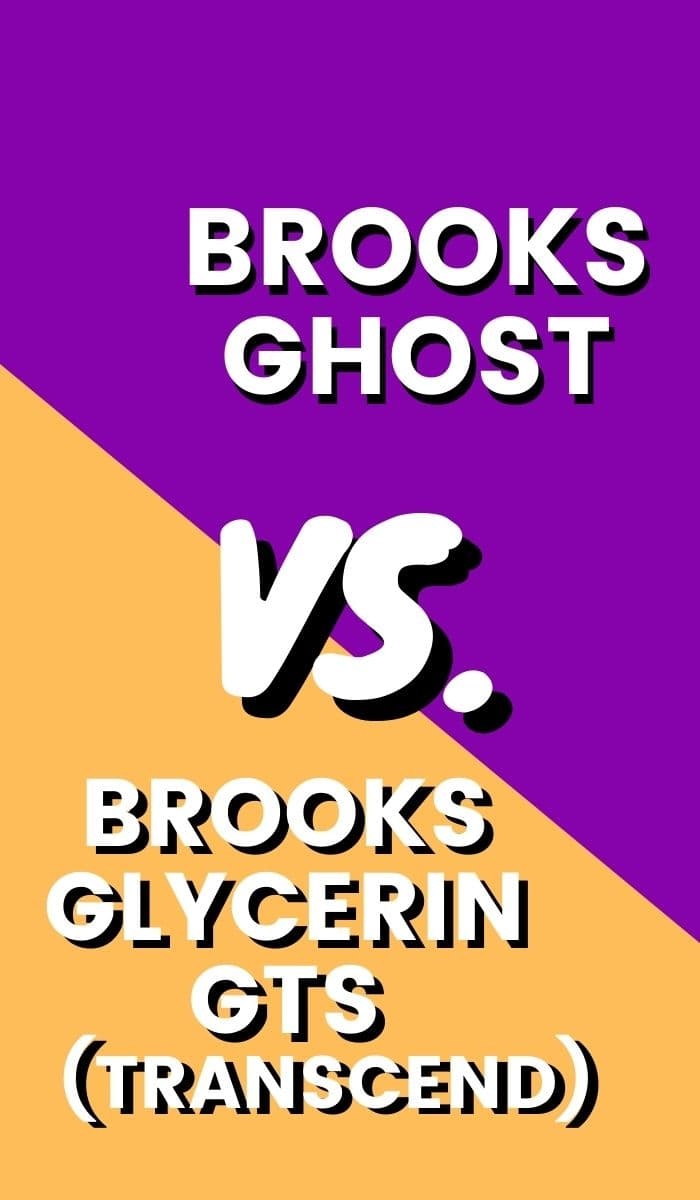 Brooks Glycerin GTS Vs Ghost Compared-min