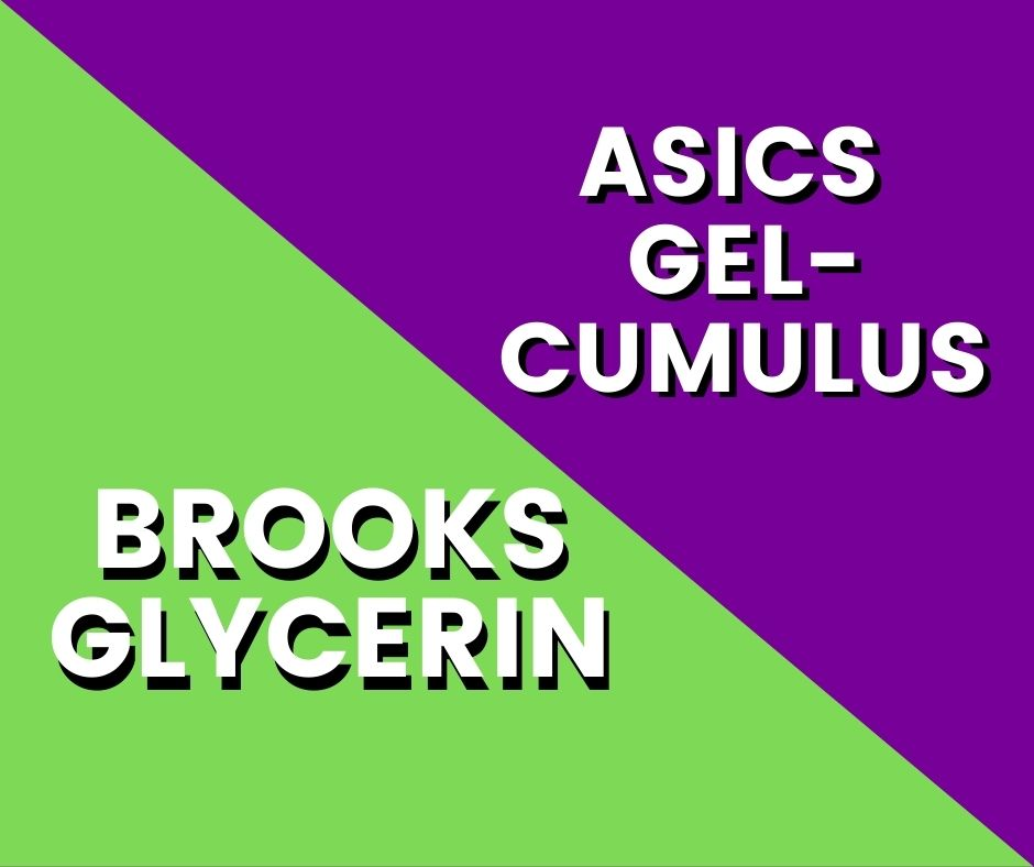 Brooks Glycerin Vs Asics Cumulus: Which Is The Best One For You ...