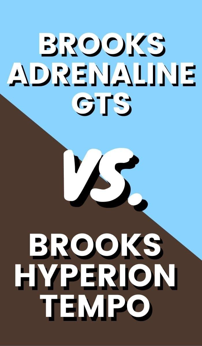 Brooks Hyperion Tempo Vs Adrenaline Pin-min