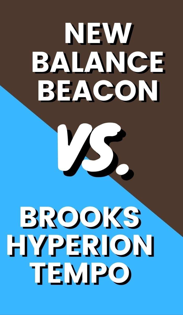 Brooks Hyperion Tempo Vs New Balance Beacon Pin-min