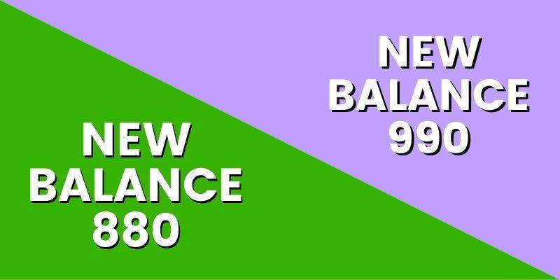 New Balance 880 Vs 990 HI-min