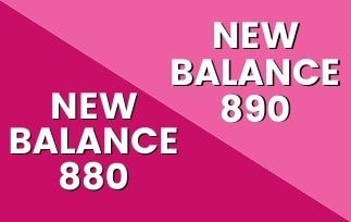 New Balance 880 Vs 890 Running Shoe Review: Which One Is The Best For You? [2021]