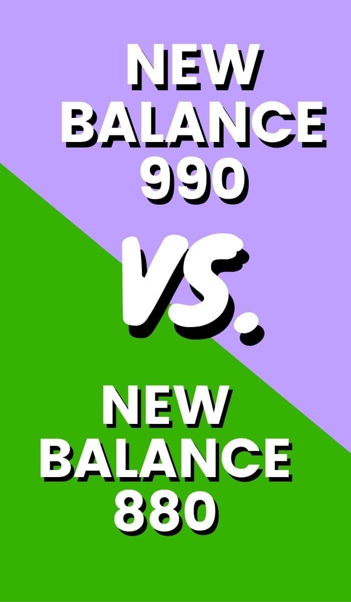 New Balance 880 Vs New Balance 990 Pin-min