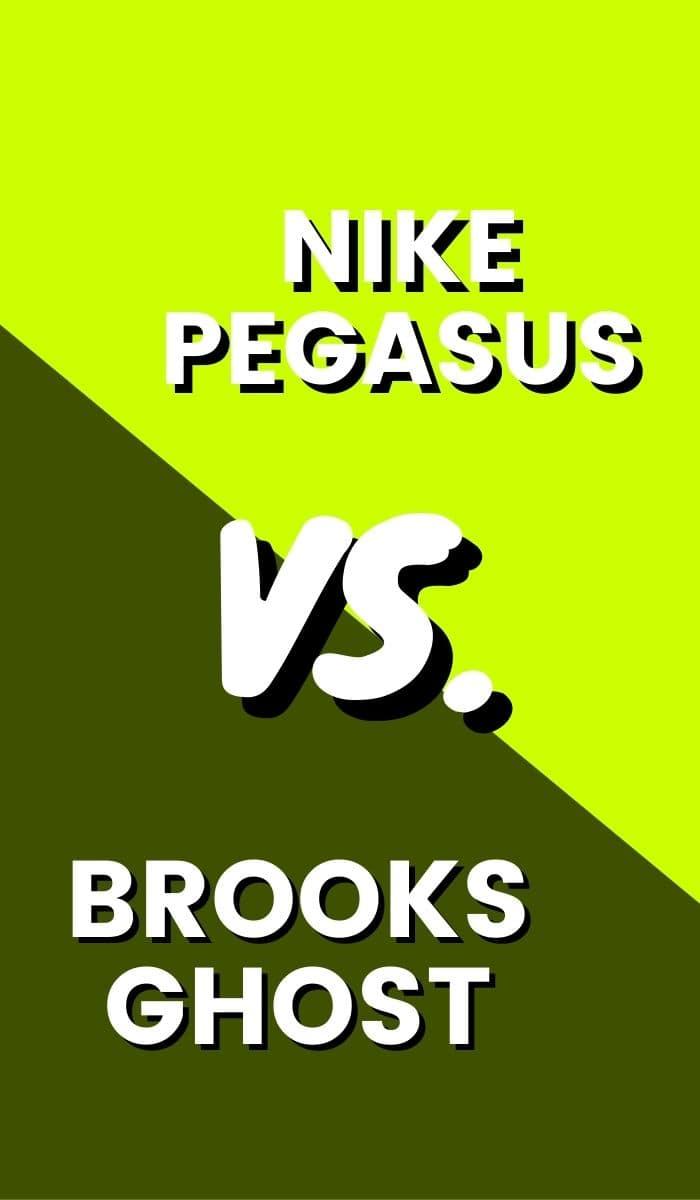 Nike Pegasus Vs Brooks Ghost Pinterest-min