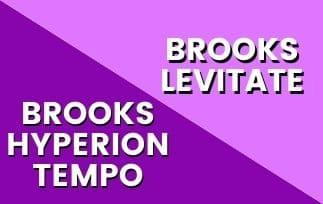 brooks hyperion tempo vs levitate 4 Thumbnail-min