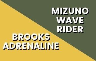 Brooks Adrenaline GTS Vs Mizuno Wave Rider Thumbnail-min