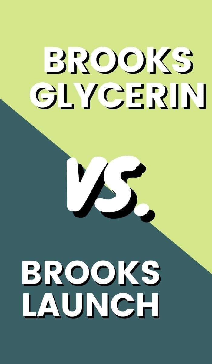 Brooks Launch Vs Brooks Glycerin Pin-min