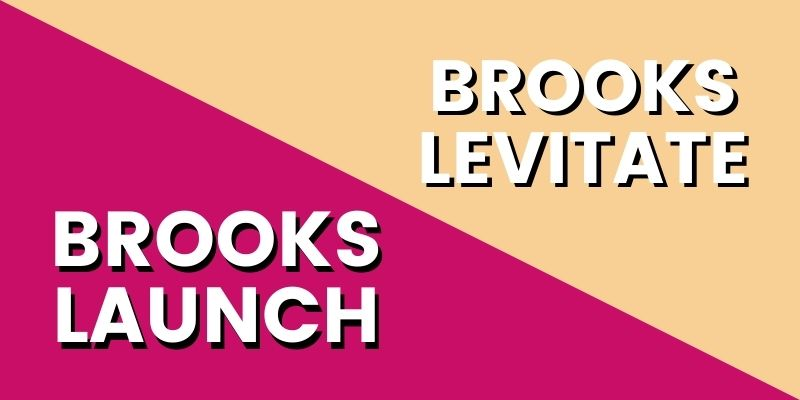 Brooks Launch Vs Levitate HI-min
