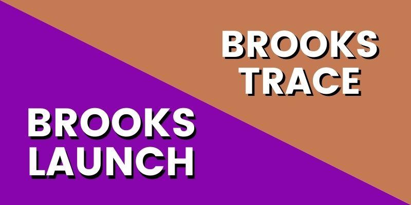 Brooks Launch Vs Trace HI-min