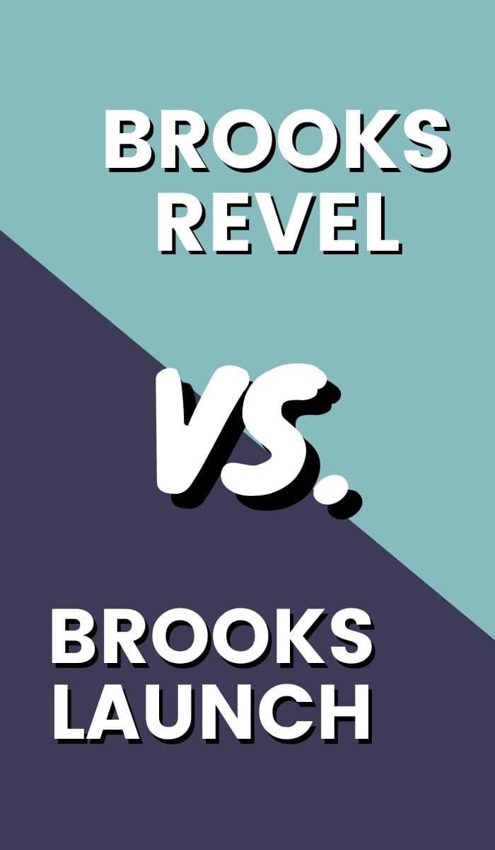 Brooks Revel Vs Launch Pin-min