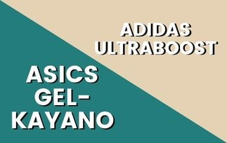 Asics Gel Kayano Vs Adidas Ultra boost: Which Is The Best Option For You? [2021]