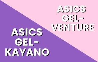 Asics Gel Kayano Vs Asics Gel Venture Thumbnails-min