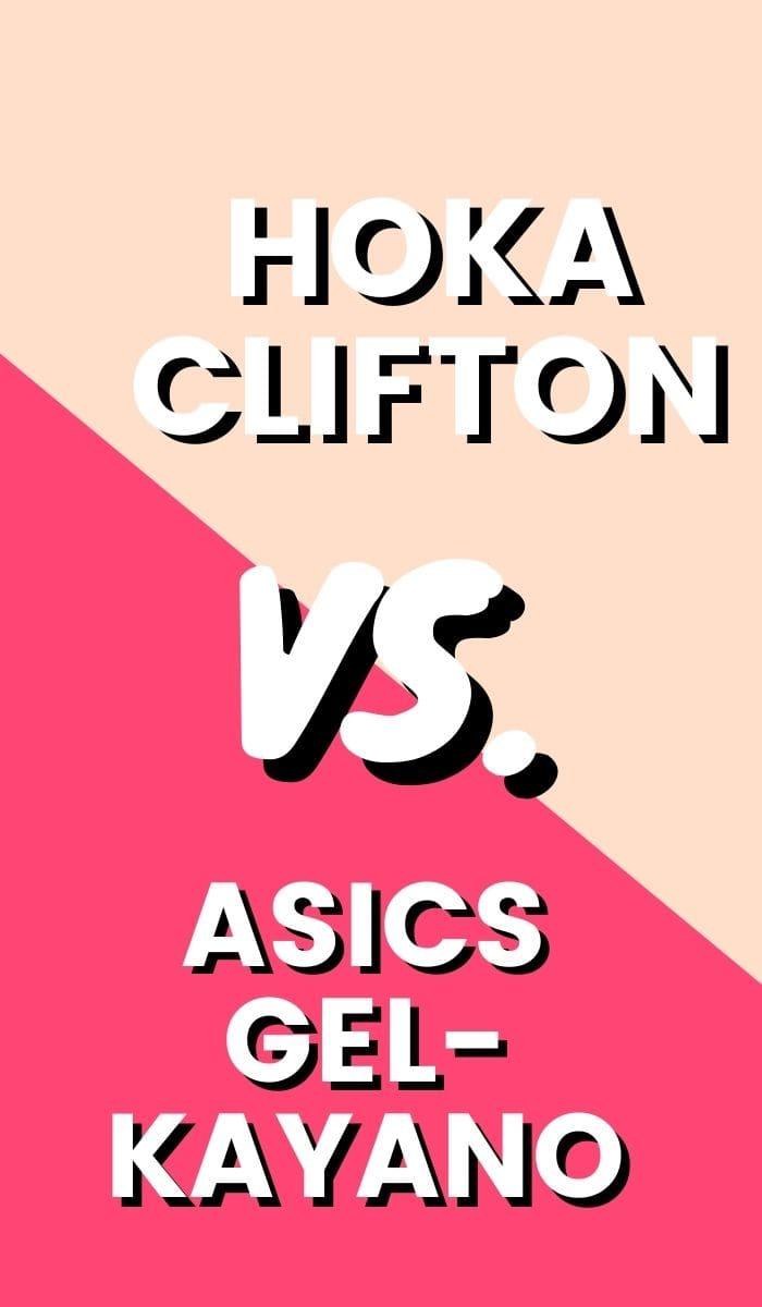Asics Kayano Vs Hoka Clifton Pin-min