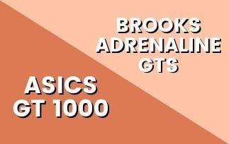Brooks Adrenaline Vs Asics GT 1000 Thumbnail-min